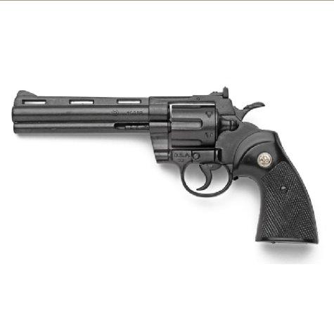 Replica .357 Police Magnum 6 Barrel Non-Firing Gun