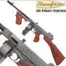 Replica Thompson M1928 Submachine Gun Non-Firing