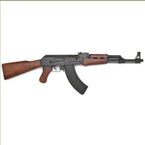 Replica Russian Assault Rifle Non-Firing Gun