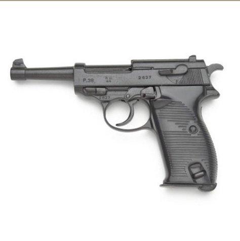 Replica WWII German Semi Automatic Pistol Non-Firing Gun