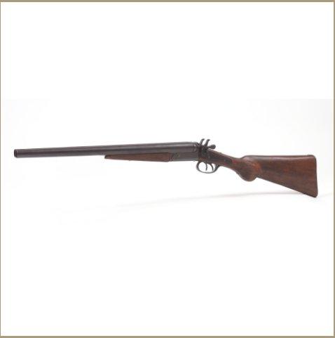 Old West Replica Coach Gun Non-Firing