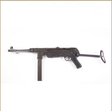 Non-Firing Replica German WWII Submachine Gun
