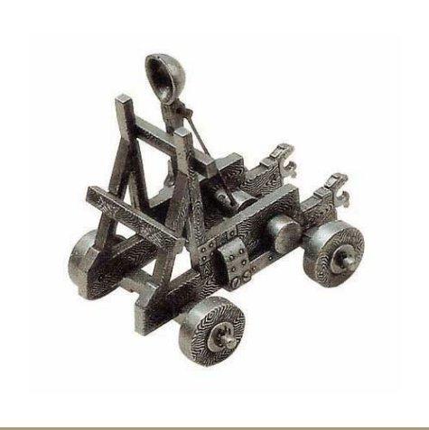 Medieval Miniature Catapult
