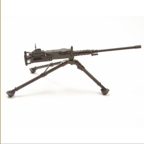 Replica WWII Desktop Ma Deuce Machine Gun