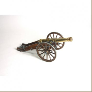 Civil War Miniature Louis Xiv Cannon