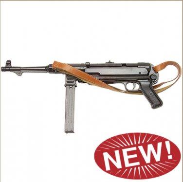 Non-Firing Replica German WWII Submachine Gun w/ Sling