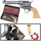 "John Wayne ""The Duke"" M1873 Army Pistol Gray Finish Cap Pistol"