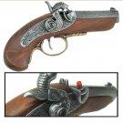 Civil War Philadelphia Derringer Cap Firing Replica