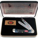 Case Commemorative Trapper- Famous Battles of the Civil War