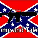 Come and Take It Rebel Flag