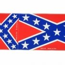 "Confederate Flag 6"" Bumper Sticker"