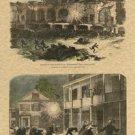 Historic Replica Newsprint- Fort Sumter