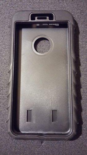 Apple Iphone 6 black case 3 in 1 heavy duty armor
