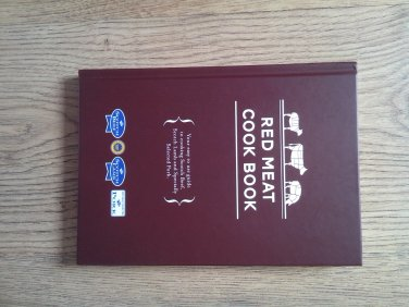 RED MEAT COOK BOOK price marked £12.99