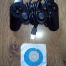 WIRED GAME CONTROLLER WITH INSTALLATION mini CD