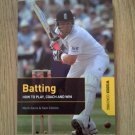 BATTING-how to play, coach and win BOOK