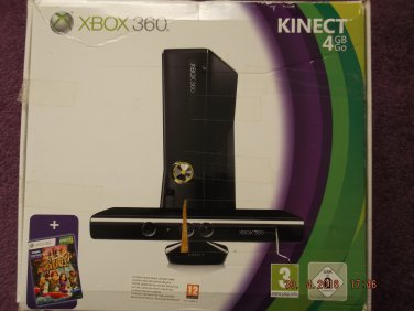 250GB XBOX 360 CONSOLE ONLY of EXCESS PURCHASE AND UNWANTED GIFT SALE LOT 24