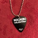 KV Guitar Pick Necklace