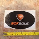 Sofsole Sticker Decal Shoes Insoles Surf Snowboard Ski Skate Mens Socks 1
