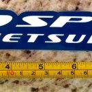 "10"" Neosport Wetsuits Sticker Decal Wakboard Surf Wet Suit SUP Kayak Neo Sport"