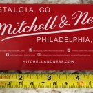 Mitchell & Ness Sticker Decal Jersey Apparel Nostalgia NFL NBA NCAA MLB NHL Football