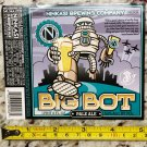 Ninkasi Brewing Label Big Bot Shift Beer Brewery Bicycle Colorado