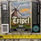 Ninkasi Brewing Label Tripel Ale Shift Beer Brewery Bicycle Colorado