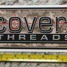 Covert Threads Sticker Tactical Gear Socks Decal Stocks Guns Rifle Holsters