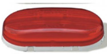 1259R- Red clearance marker light