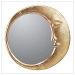 Celestial Moon Wall Mirror