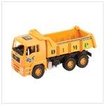Friction-Powered Dump Truck