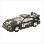 Friction-Powered Race Car