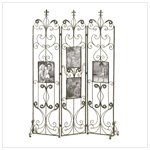 French Provincial Photo Frame Screen