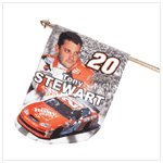 Tony Stewart Racing Mini-Flag