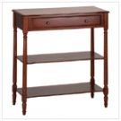 Double-Shelf Console Table