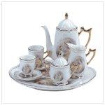 10-piece Tea Set