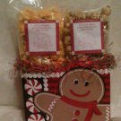 Gingerbread Man Holiday Gift Box