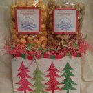Christmas Trees Holiday Gift Box