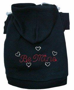 "Be Mine"" Fashion Rhinestone Dog Clothes Hoodie-25% Off"