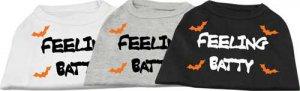 "*NEW* ""Feeling Batty"" Halloween Holiday Pet Shirt"