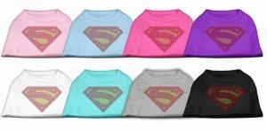 *NEW* Rhinestone Super Dog Shirt