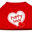 """Puppy Love"" Dog Shirt"