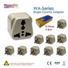10 Pieces of Wonpro Traveler Adapter for Taiwan Japan USA Canada - 100% New!