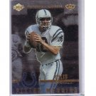 1999 Peyton Manning Edge Advantage Memorable Moments #MM3 Colts, Broncos