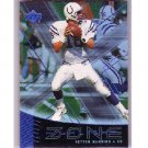Peyton Manning 1999 UD Highlight Zone #Z15 Colts, Broncos