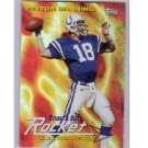 Peyton Manning 1999 Topps Season's Best #SB10  Colts, Broncos