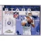 Peyton Manning 2008 Prestige Stars of the NFL #SNFL-4  Colts, Broncos