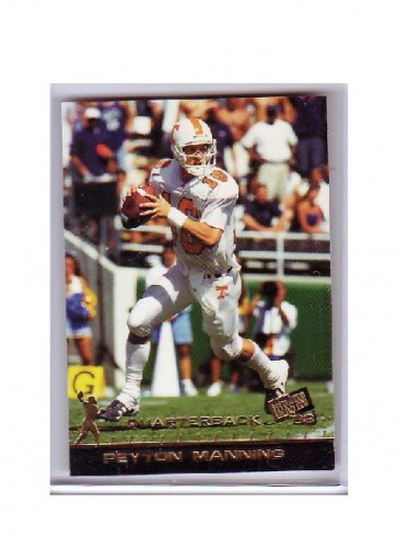 Peyton Manning 1998 Press Pass CL #50 RC Rookie Colts, Broncos