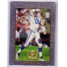 Peyton Manning 1999 Upper Deck Century Legends Tour De Force #A3 Colts, Broncos