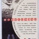 Peyton Manning 1999 Edge Supreme Homecoming #HC16 Colts, Broncos Perrless Price
